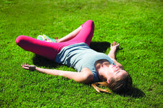Unlock tightness in the hips with the following yoga exercises made for runners.