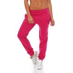 028da139540748 Gennadi Hoppe Damen Jogginghose Trainingshose Sweat Pants Sporthose Fitness  Hose  hosenträgerenglisch  hosengrößencanada  hosenträger