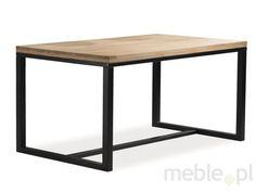 Dębowy stół LORAS