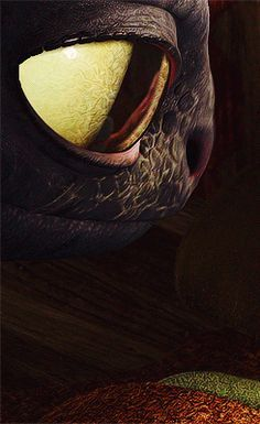 The details! Dreamworks you are amazing!