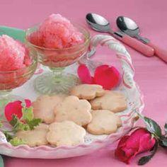 Citrus-Scented Geranium Cookies Recipe [click for recipe]