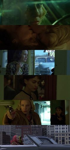In this article, we look back on some of last year's best cinematography - Carol (2015)