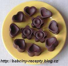 Čokoládové pralinky | Babčiny recepty