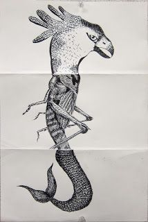 Exquisite Corpse (single or collaborative project)