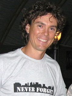 Ultramarathoner Scott Jurek