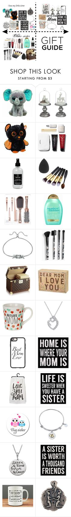 """Gift guide"" by gone-girl69 on Polyvore featuring beauty, Little Barn Apothecary, Organix, Giani Bernini, Torrid, Primitives By Kathy, Amanda Rose Collection, Casetify, Sixtrees and Belk Silverworks"
