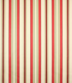 Noah Stripe - Red