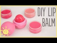 DIY EOS Lip Balm | POPSUGAR Beauty
