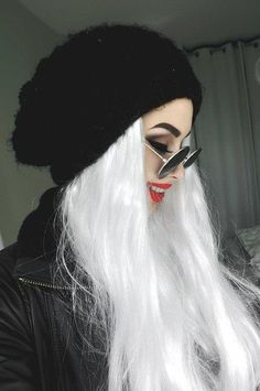 28 Gals Who Are Pulling Off Silver Hair                                                                                                                                                                                 More