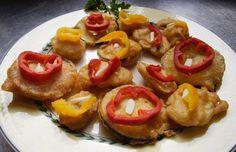 Recept: krokant gefrituurde groenten -