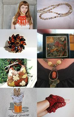 Happy Fall, Y'all! by Carla on Etsy--Pinned with TreasuryPin.com
