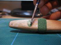 Chain-mail sculpting tutorial