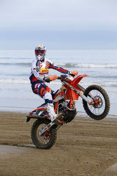 Team KTM Enduro 2015 Christophe Nambotin