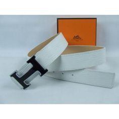 9ffd8f3ccc Cheap Hermes Belts White For Men And Women Sale 011