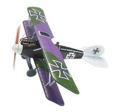 Albatros D.V, Ltn Hermann Goering JAFU, Jasta 27 Iseghem Aerodrome 1917 (1:48) - Corgi Diecast Aviation Albatros D.V, Ltn Hermann Goering JAFU, Jasta 27 Iseghem Aerodrome 1917 (1:48) #AA37807 at diecastairplane.com