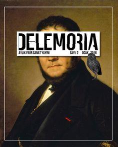 Delemoria dergi Ocak sayımız www.delemoria.com