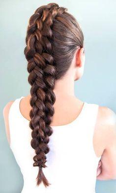 15 unique hair braiding styles. Best black braided hairstyles. Easy braided hair looks. Easy hairstyles with braids. African braiding hair and styles.