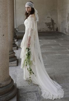 Alberta Ferretti Spring 2014 Wedding Dresses