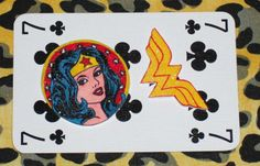 7 And 7, Awesome Stuff, Type 3, Jewelery, Wonder Woman, Stud Earrings, How To Make, Cards, Jewlery