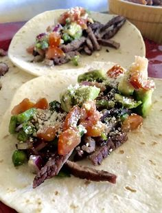 Looking for a quick and easy grilled carne asada recipe? Try the Best Carne Asada Recipe Ever! Restaurant quality carne asada perfect for tacos burritos nachos salads etc. fabulous for family dinner or for crowds! Healthy Holiday Recipes, Mexican Food Recipes, Real Food Recipes, Dinner Recipes, Ethnic Recipes, Delicious Recipes, Mexican Dishes, Dinner Ideas, Best Carne Asada Recipe