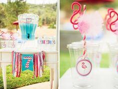 {Fun+in+the+Sun}+Flamingo+Summer+Pool+Party