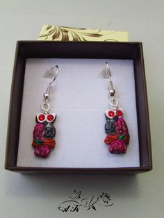 The seasons of owls is open again aparently :-) These were made for a special person and they were really miniature 1,5cm in total :-)