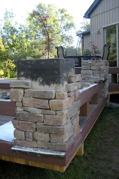 Manufactured Stone Veneer Install With Screws