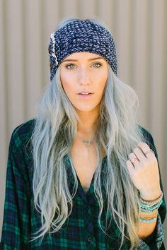 Shop 3BN's extensive headband, turband, ear warmer and knitted hat selection. Fashion knotted hair accessories for boho people to keep you stylish all winter.