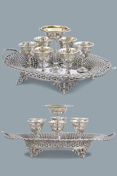 Details about Mughal Indian Style Bohemian Cased Glass Chandelier