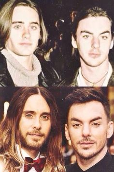 Jared and Shannon Leto ❤️
