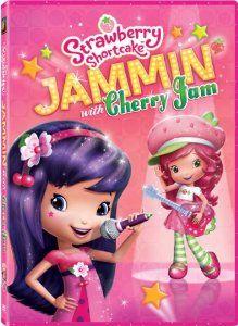 Amazon.com: Strawberry Shortcake: Jammin With Cherry Jam: Strawberry Shortcake: Movies & TV