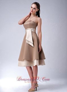 Cheap Fall Brown Dresses Party Dresses Homecoming