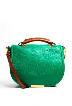 Softy Saddle Top Handle Crossbody Bag by Marc by Marc Jacobs
