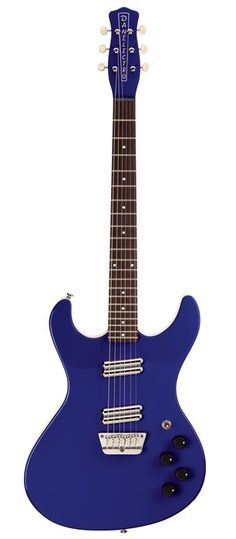 (Limited Supply) Click Image Above: Danelectro Hodad Electric Guitar Blue Metallic
