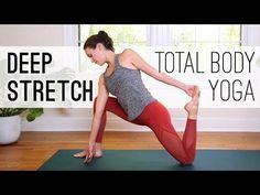 Total Body Yoga - Deep Stretch | Yoga With Adriene - YouTube