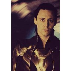 Loki'd ❤ liked on Polyvore featuring loki, tom hiddleston, people, marvel and avengers