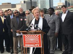 Seventy-seven Jacksonville faith leaders have signed a letter in support of an inclusive human rights ordinance. If Jacksonville's ordinance is expanded, Lgbt News, Human Rights, Coming Out, Equality, Faith, Going Out, Social Equality, Loyalty, Gender Reveal Parties