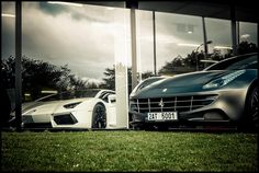 two cars by amatverny Transportation, Bmw, Cars, Fujifilm, Vehicles, Autos, Automobile, Car, Vehicle