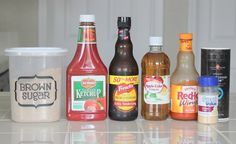 Make Your Own BBQ Sauce