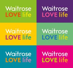 Waitrose Love Life brand identity and packaging by Pearlfisher