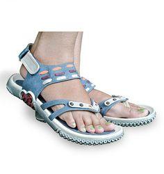Sepatu Highheels Wedges Wanita GRO 160