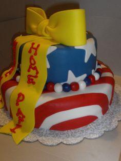 Beautiful Welcome Home Cake Designs Contemporary Design Ideas . 12 ...