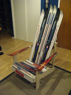 ski chair by awalleigh, via Flickr