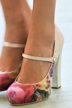 Zapatos primaverales IDEALES