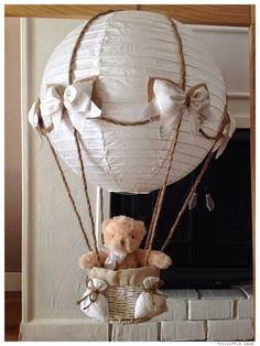 Una lámpara infantil para mi sobri | Handbox Craft Lovers | Comunidad DIY, Tutoriales DIY, Kits DIY