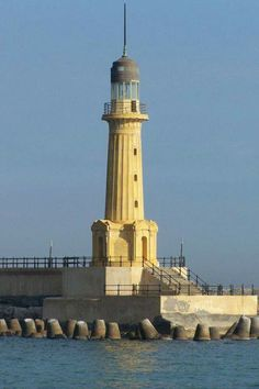 Lighthouse ALEXANDRIA EGYPT