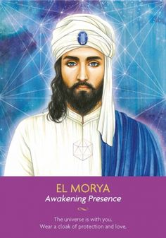 El Morya is here with a legion of angels to help you understand where you are at now, fire up your divine connection and detach from dramas, people, places and emotions that no longer serve you. Remember that within you there is a mighty soul light. Allow that light to shine through your entire being. Also know that facing fears and seeing the truth will strengthen your connection to the universal life-force.