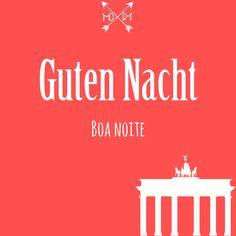 Aprendendo Alemão - Deutsch German, Languages, Movies, Movie Posters, Learn German, Nighty Night, Have A Good Night, Deutsch, Idioms