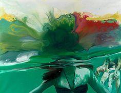 LE MAUVAIS RÊVE, Franzisca Maderthaner, Öl und Mischtechnik auf Leinen, 140 x 180 cm Canning, Inspiration, Art, Linen Fabric, Pictures, Biblical Inspiration, Home Canning, Inspirational