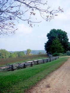 Vista at Appomattox. Confederate soldiers here served to the end, even though the ordeal sapped their strength. Some wandered around in search of food, found nearby barns and storerooms empty and collapsed.Heartsick, famished men endured April of 1865 in a blur. http://asoldiersfriend.com/